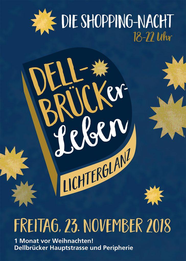 DELLBRÜCKerLeben Lichterglanz – Freitag 23. November 2018