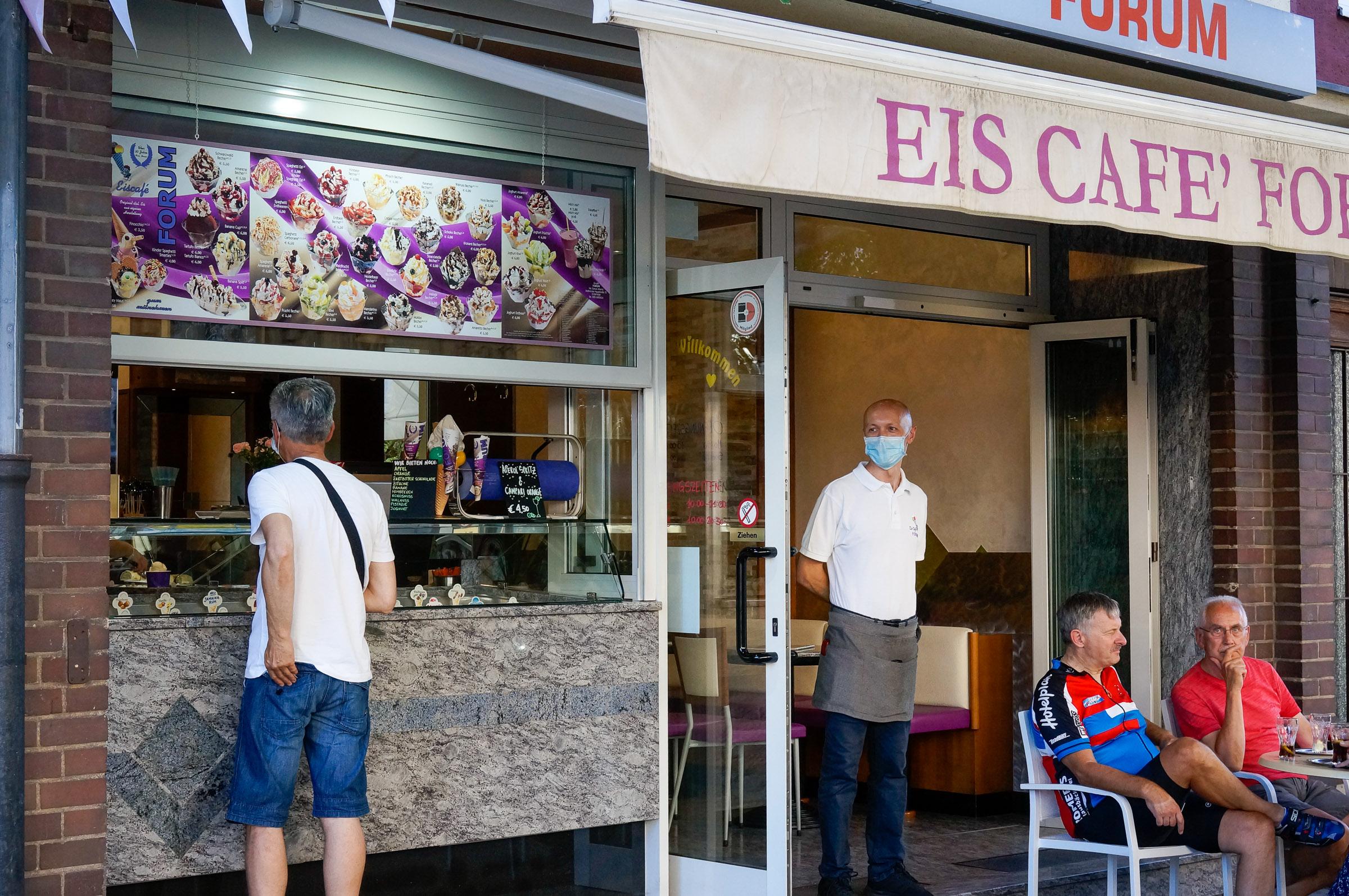 Eiscafé Forum